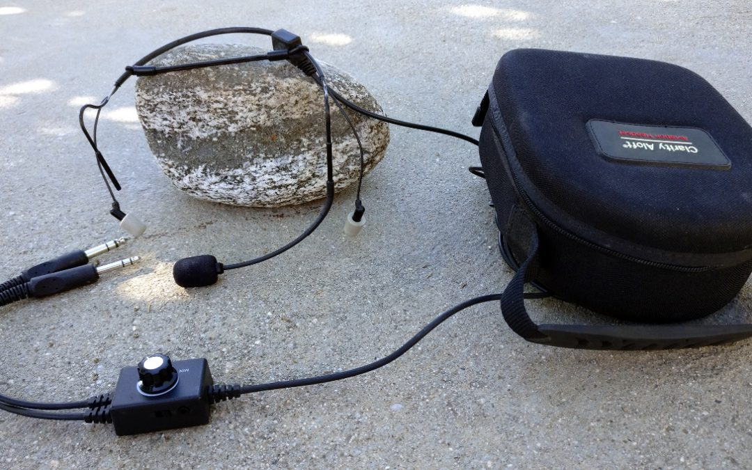 125f145336e Clarity Aloft Headset Review - Cleared to Hear