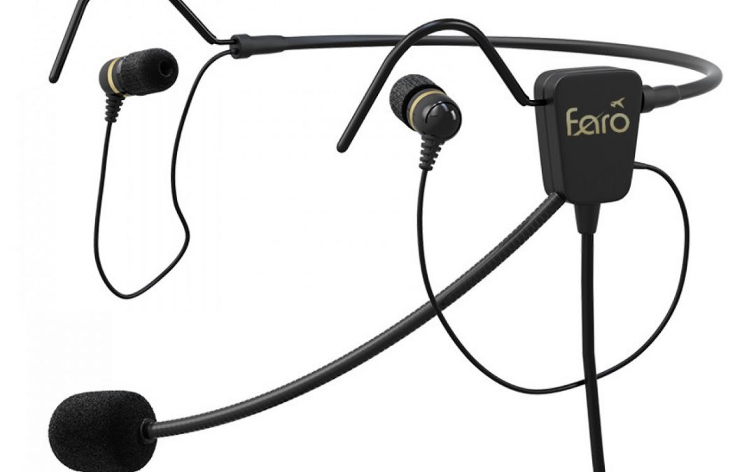 Faro Air In-ear Headset Review