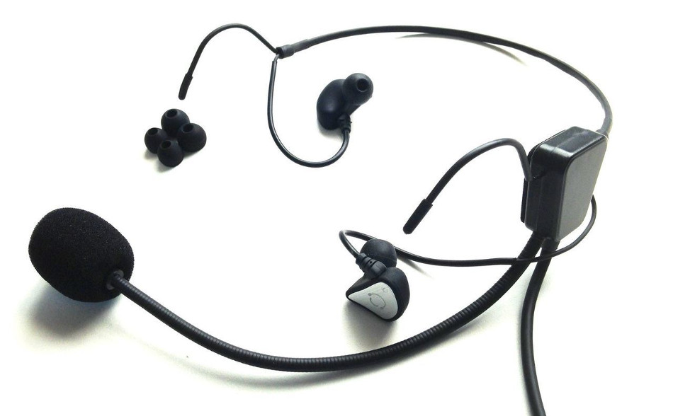 CRAZEDPILOT CP-ITE1 In-ear Headset Review