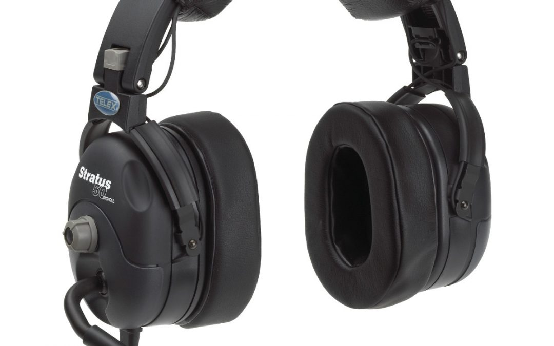 Telex Stratus ANR Headset Review